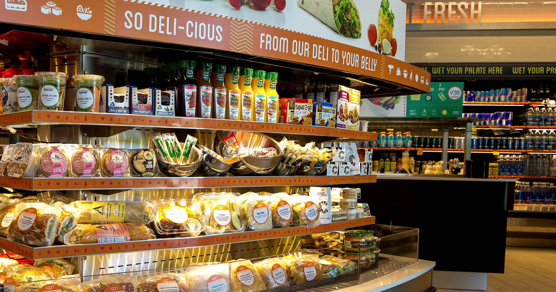 Convenience Store Point Of Sale Grocery Store Point Of